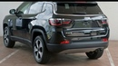 2018 Jeep Compass M6 MY18 Limited Brilliant Black Crystal Pearl 9 Speed Automatic Wagon