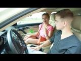 Девушки мотора. Таня и Андрей. Красный поцелуй. Как Правильно Целоваться  HD
