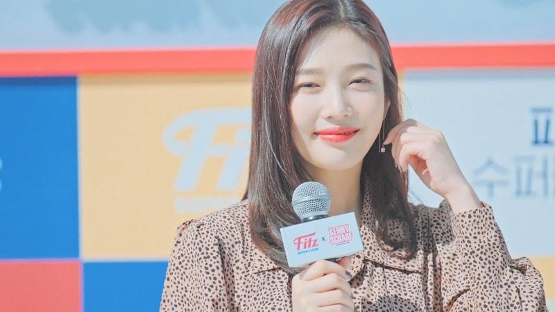 Talk [조이(Joy)가 같이 술먹고 싶은 멤버는 ?] Red Velvet (레드벨벳) @181007 피츠 포토이벤트 [ 4k Fancam/51649