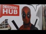 Магазин комиксов и сладостей Comics Hub (Комикс Хаб) в Калуге
