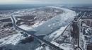 Новый мост через Волгу движение запущено