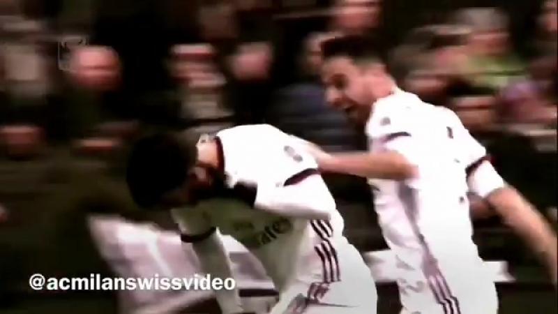 Milan ⚫️🔴vs Arsenal
