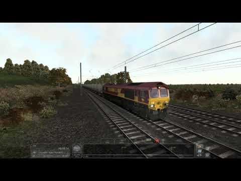 Railworks/[Train Simulator 2019]: MML - London St.Pancras to Bedford (Class 66)