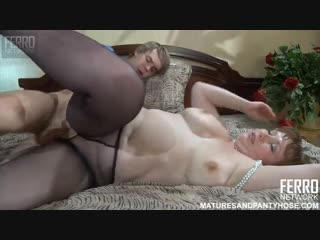 Ferro network_ flo - matures and pantyhose (mature, milf, bbw, мамки