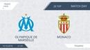 AFL18 France Ligue 1 Day 19 Marseille Monaco
