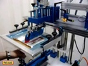 佳因企業-FA-300C 曲面網印機