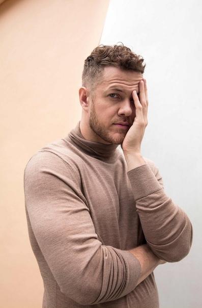 Dan Reynolds Gay Times, January 2019