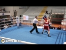 Euro Youth Boxing Championships 2018 Day 1 RING B SESSION 2