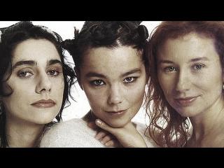 Tori Amos + PJ Harvey + Bjork + Massive Attack - Mashup by Wax Audio