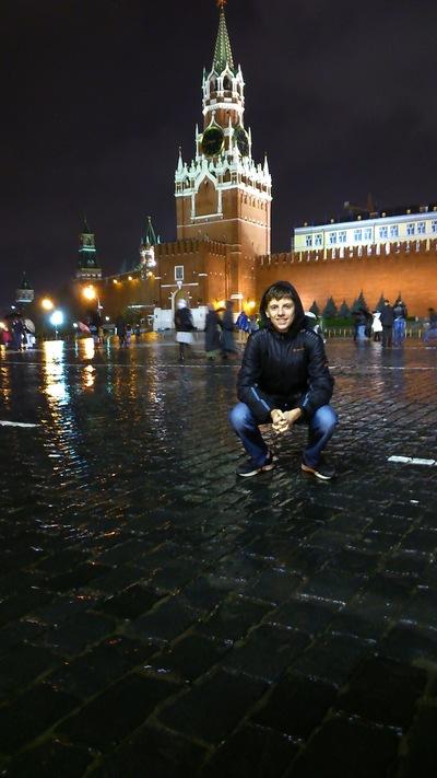 Антон Фесьо, 1 сентября 1998, Москва, id112167535