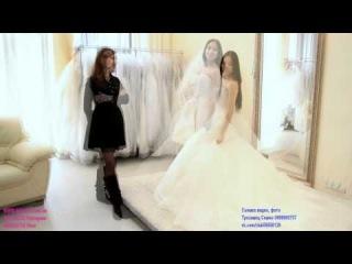 Как подобрать свадебное платье. Узнай секрет от дизайн студии цветов DelAmore выпуск 7