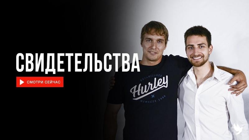 Давид Хайдуков Владислав Стебаков Свидетельства
