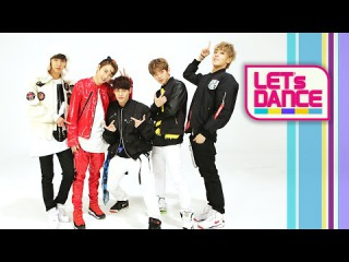 Let's Dance: JJCC(제이제이씨씨) _ Fire(질러) [ENG/JPN/CHN SUB]