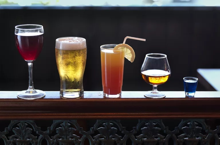 Пьянство и хронический гепатит С