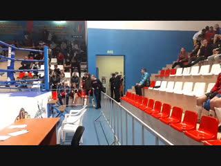Торжественное открытие Чемпионата и первенства Омской области по смешанному боевому единоборству
