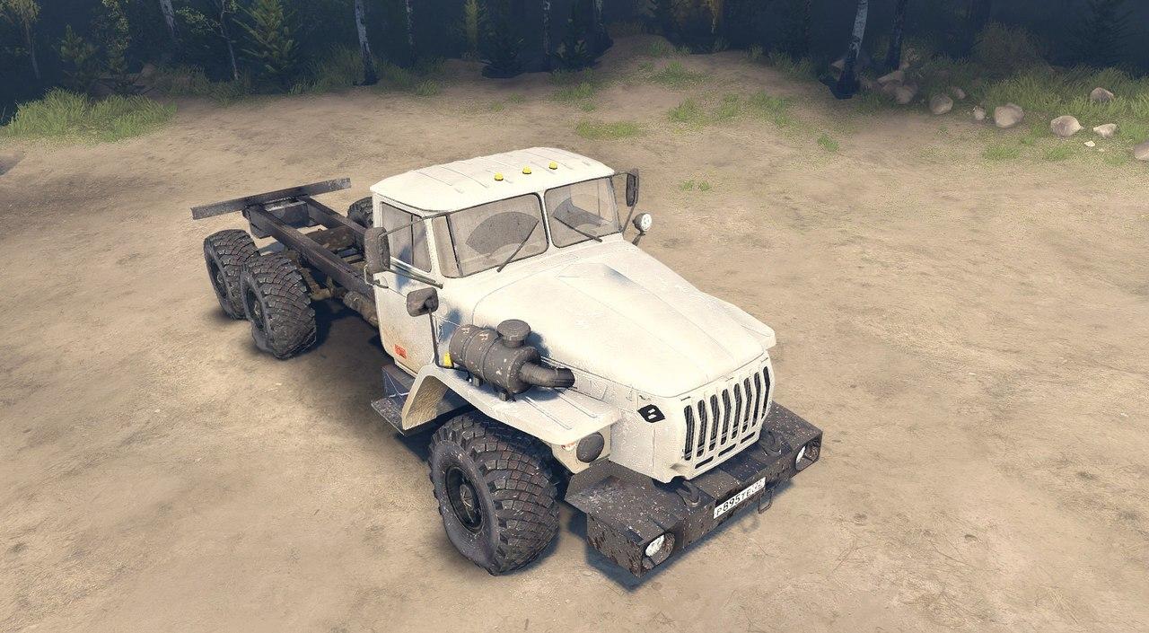 Урал 4320-30 ORcN8xvsSBM