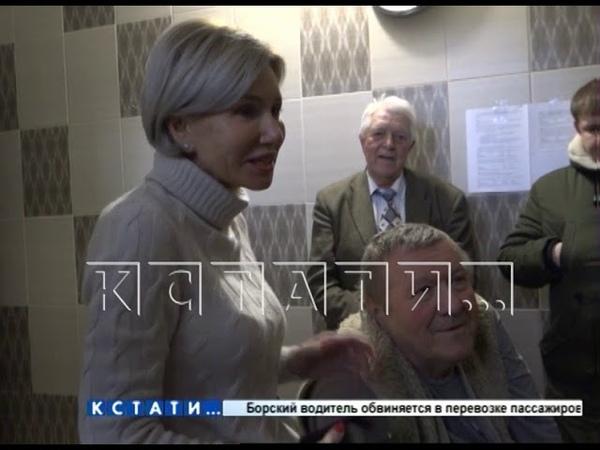 Проблему пандуса раздора в Приокском районе будет решать специальная комиссия