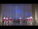 Волна Успеха. Осенний бал - 2017 . Танец Моя Россия . 3 место
