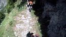 Ligurische Grenzkammstrasse für Kranke - liguria for mad men