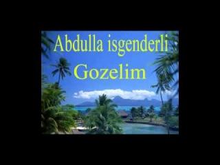 Abdulla Isgenderli-Gozelim(2014)(�������,MEYXANA,QEZEL,DEYISME,SEIR, REVAYET,TERIF,DUET,TOYU,YENI,MAHNI,MUGAM,2014)