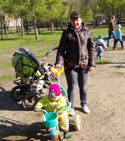 Анна Семенова, 22 августа 1982, Новосибирск, id133416813