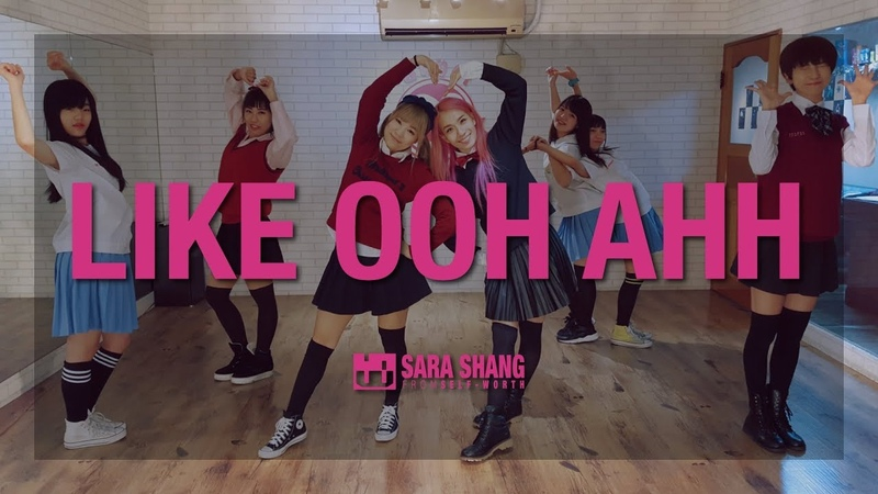 TWICE(트와이스) OOH-AHH하게(Like OOH-AHH) Dance Practice (Cover by Sara Shang Super Sweet students)