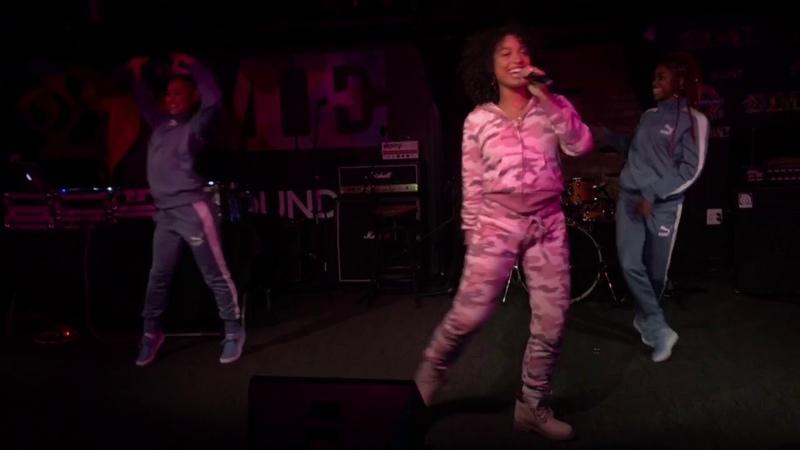 DaniLeigh (Danielle Dani Leigh Curiel) | Play | Live At DIME Detroit During DaniTour