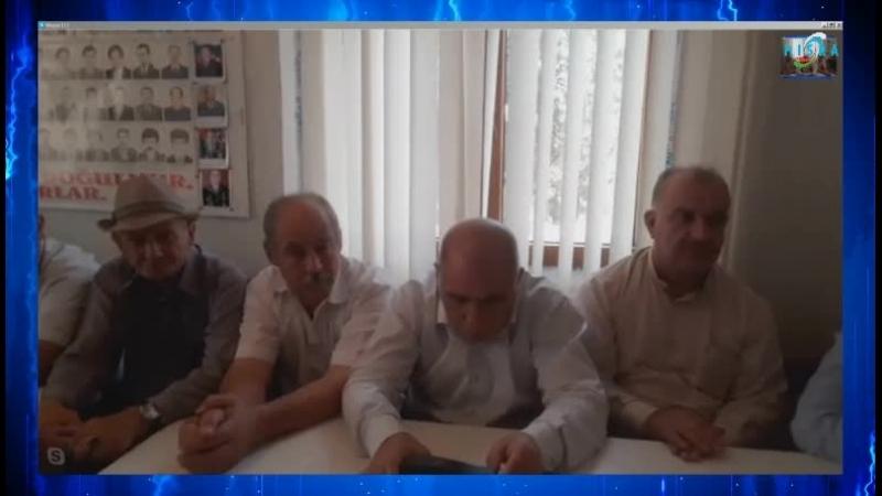 Qarabağa Azadıq Komitəsi 29 sentyabr Qarabağ mitinqi ilə bağlı brifinq keçirir