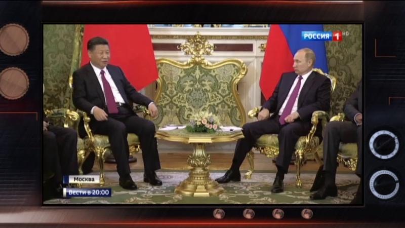 Как великая Россия превращается в мелкого вассала Китая - Гражданская оборона, 16.10.2018