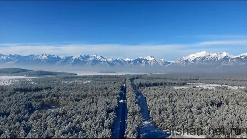 Аршан зимой | Солнечная Бурятия | Тунка arshan.net.ru