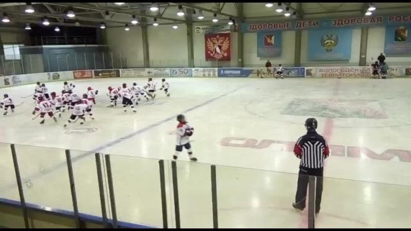 ярославич-олимп 2007 вторая игра 2