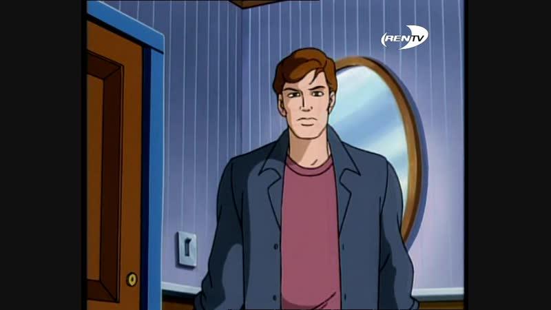 Человек паук 5 сезон 2 серия Шесть забытых воинов часть 1 11.05.2002