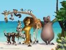 Смотрим Мадагаскар 2, потому что захотели 2