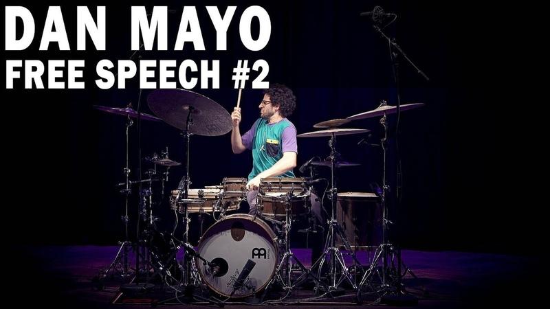 Meinl Cymbals | Dan Mayo | Free Speech 2