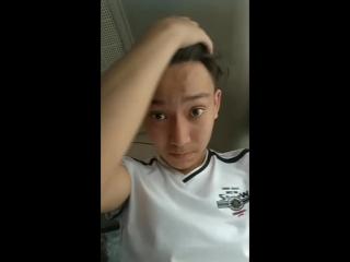 Шерхан Кудайберген - Live