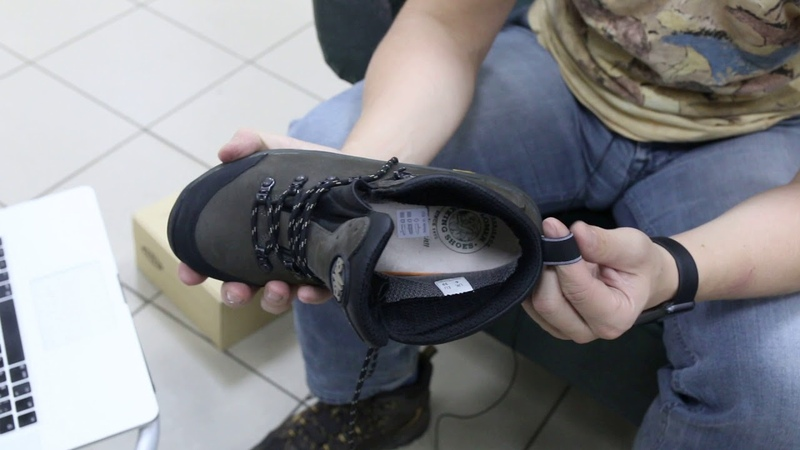 Женские треккинговые ботинки LOMER «Chamonix Tattoo»