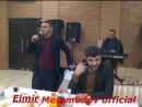 ELEKBER Yasamalli Rufet Nasosnu Seymur Revani Gencede meyxana 2018