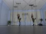23 февраля студия нова Чебоксары Катя и Даша