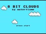 Waterflame - 8-bit clouds