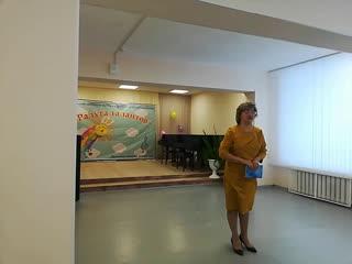 Открытый городской фестиваль детского творчества