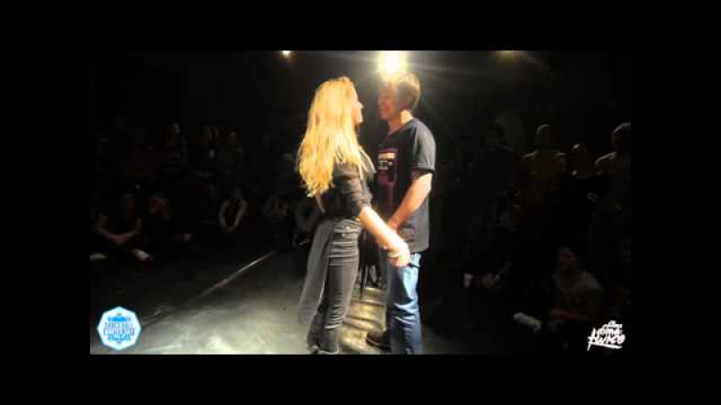 DANCEHALL WINTER DAY VOL.2 | 1/8 ALL STYLES | CRASH BOOGIE VS ALENA BONCHINCHE'