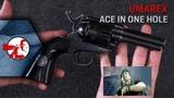 Umarex CO2 револьвер Барни Росса из Неудержимых