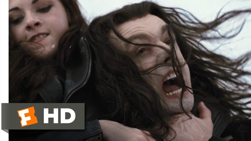 Twilight Breaking Dawn Part 2 (910) Movie CLIP - The End of the Volturi (2012) HD