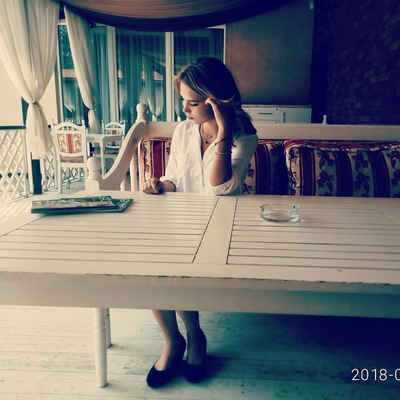 Анастасия Волощук