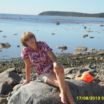 Елена Волосникова, 21 июня , Онега, id99498299