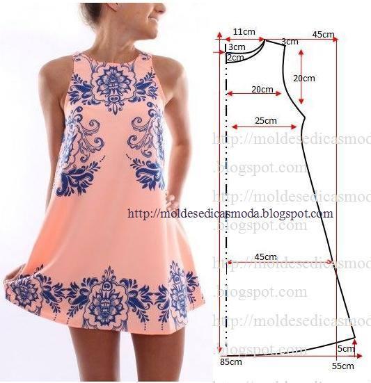 Платья шитье для начинающих