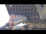 Операции Сирийской армии и союзников на северо-востоке провинции эс-Сувейда