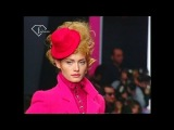 Karl Lagerfeld FallWinter 199596 RTW ft Kate Moss, Naomi Campbell, Claudia Schiffer FashionTV