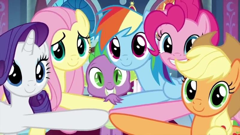 🦄 My Little Pony Последний сезон Трейлер 9 Сезон Новый трейлер RUS SUB