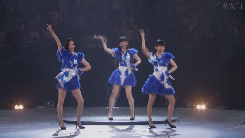 Perfume「Chocolate Disco」 Live HD 「チョコレイト・ディスコ」